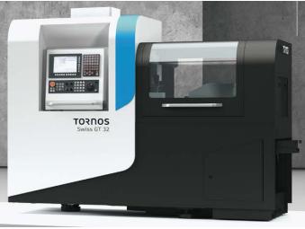 瑞士托纳斯TORNOS车铣复合走芯机