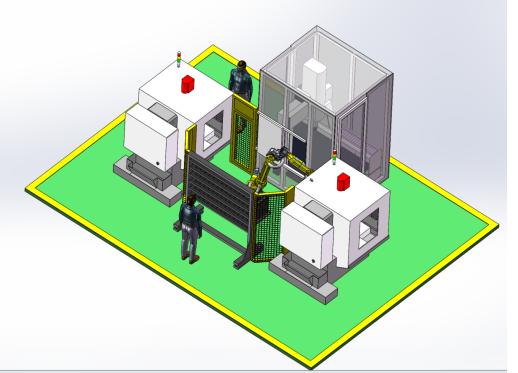 数控车床自动化改造