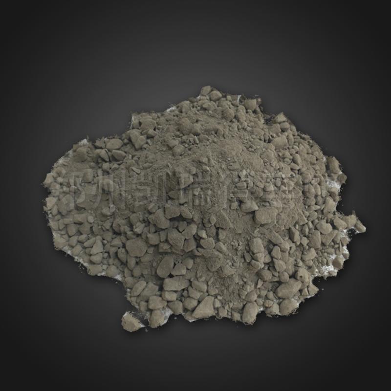 电炉底用镁钙铁质干式振捣料.jpg