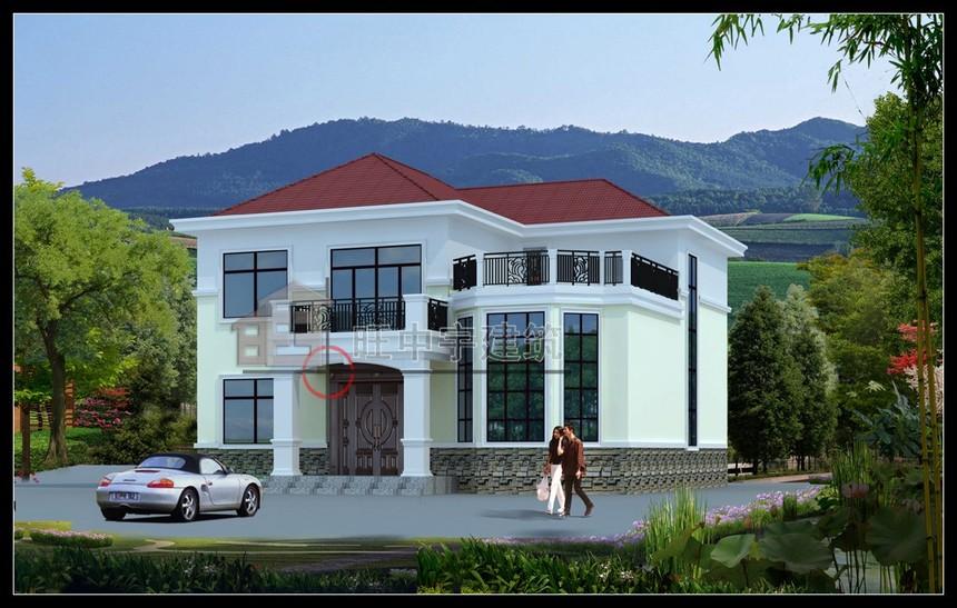 两层农村自建房