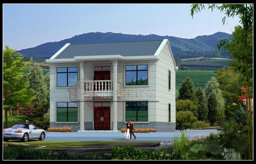 农村自建房别墅