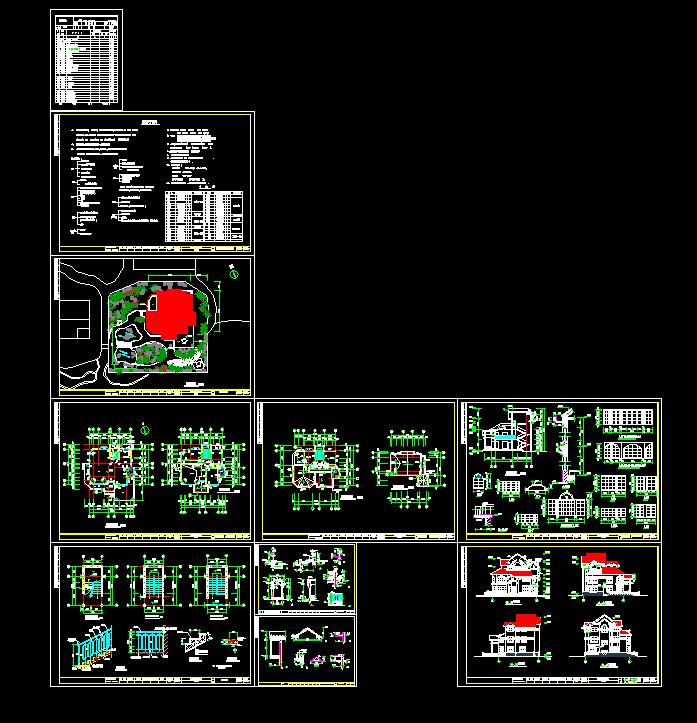 建筑施工图