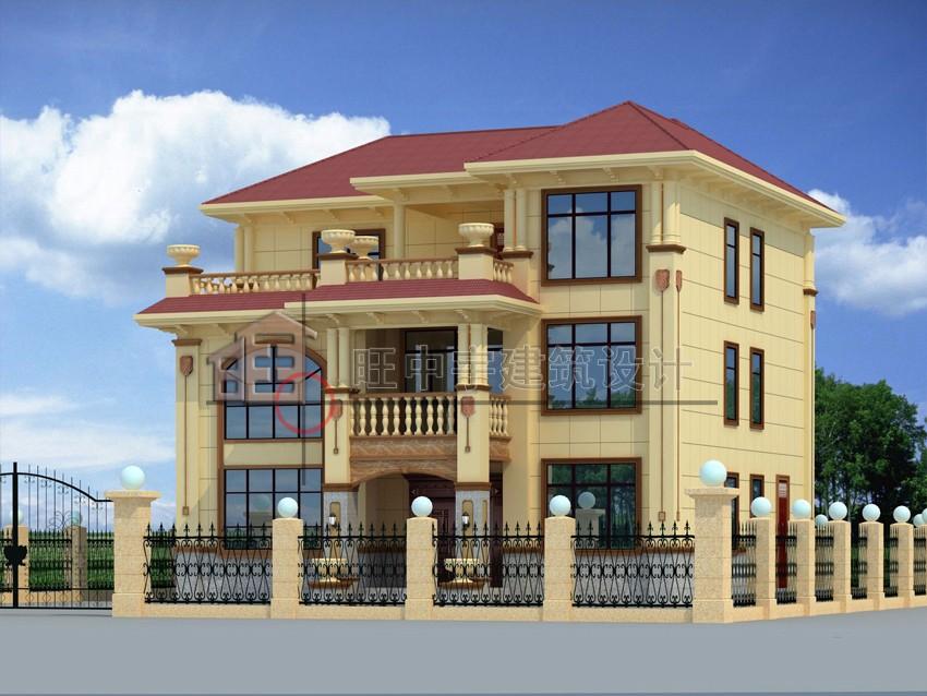 墅设计,新农村别墅自建房,别墅设计图纸及效果图大全