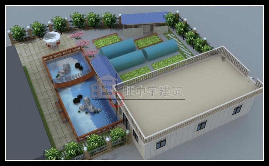 农村别墅的园林绿化