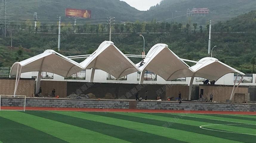 贵州膜结构施工