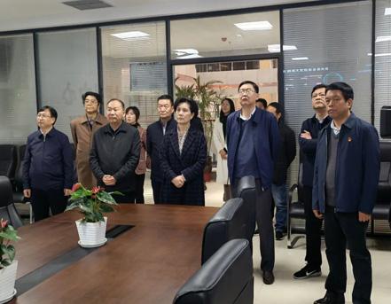南阳市政协副主席庹军调研西峡县旅游产业发展工作!