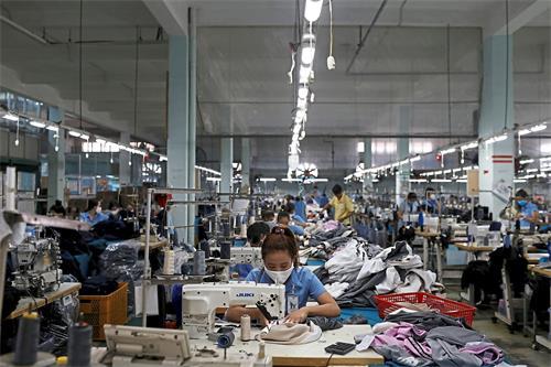 """""""越南为么成为中国服装生产目的地?""""的图片搜索结果"""