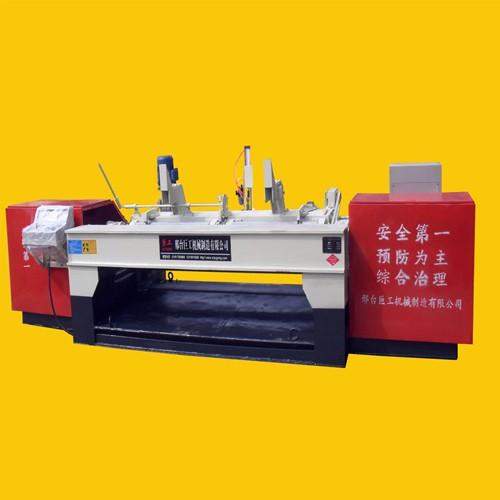 巨工機械  專業生產旋切機   多種數控旋切裁板一體機   旋切機廠家