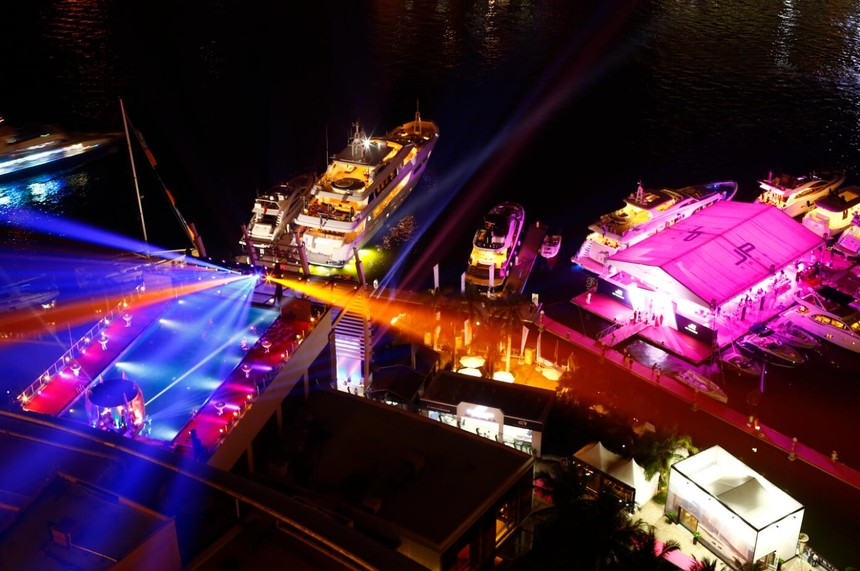 海天盛筵首次推出夜間嘉年華 推動游艇時尚生活方式大眾化