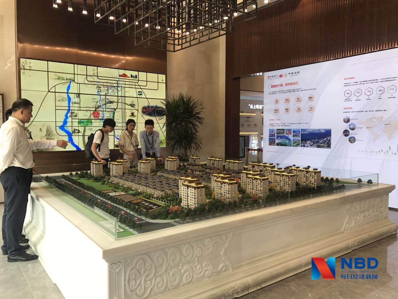 北京富豪半年花386億買下2110套別墅 最貴單價16萬