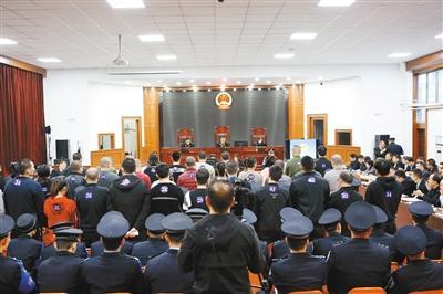 黑社会性质组织提供色情服务 34人受审