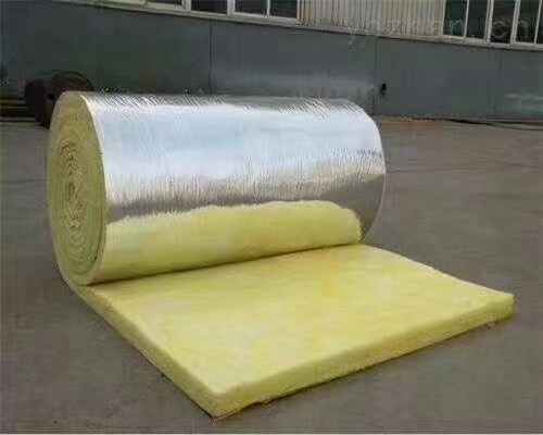 玻璃棉板结构