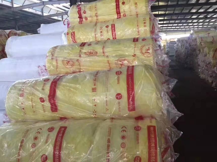 神州玻璃棉卷毡报价