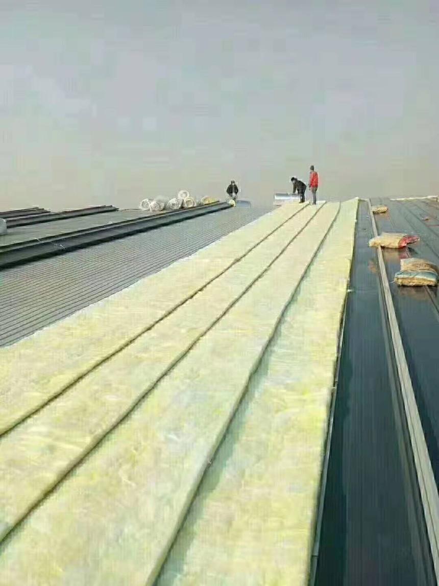 屋顶博文玻璃棉毡
