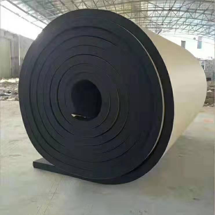 背胶橡塑板