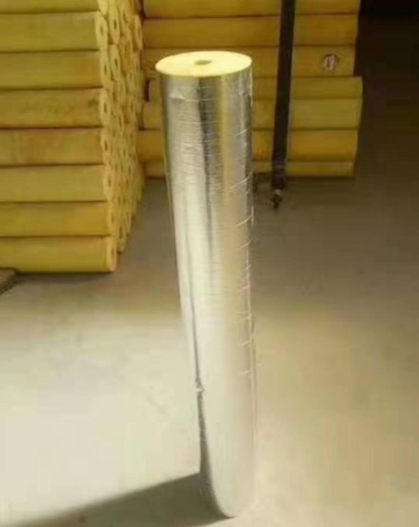 贴箔玻璃棉管