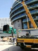 80吨吊车吊装设备