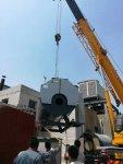 北京京城130吨起重机吊车设备租赁