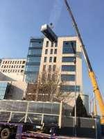 北京市区吊车出租专业大件吊装服务