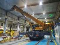 北京国贸附近吊车出租8吨12吨