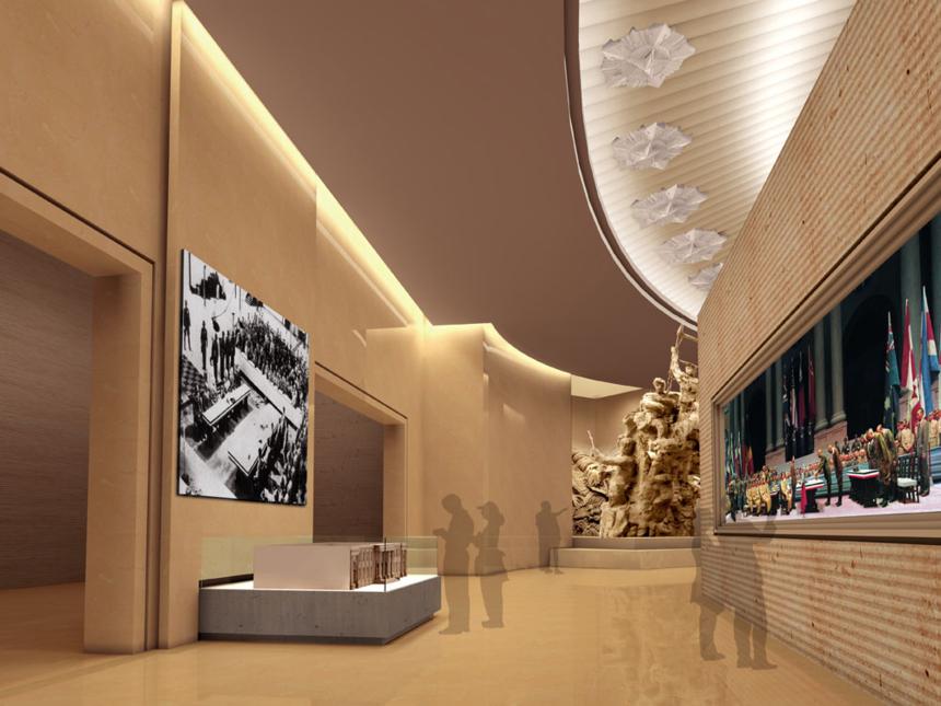 杭州展馆设计公司哪些比较强