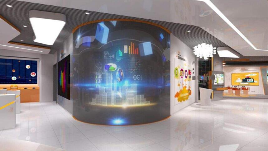 城市规划展示馆设计,规划展示馆设计,城市规划展示馆