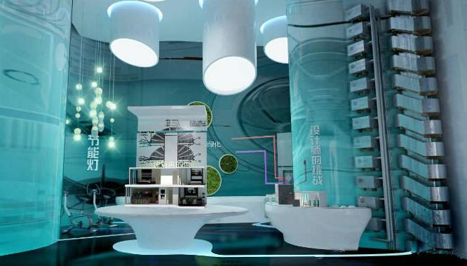 杭州企业展馆设计