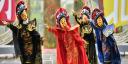 13国青少年欢聚北京世园会,共赴每年八月不变约定