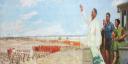 历史时刻——百年红色主题艺术特展