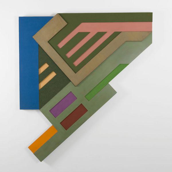 弗兰克·斯特拉,《欧肯尼基II》,1972,? 2019 弗兰克 ? 斯特拉 _ 艺术家权利协会(ARS),纽约.jpg