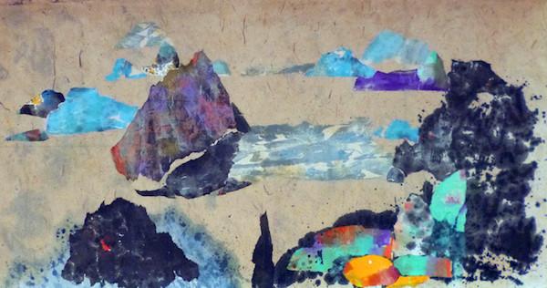 6 张洋  黄山云海  60×120cm  国画  纸本  2012  湖北美术学院.jpg