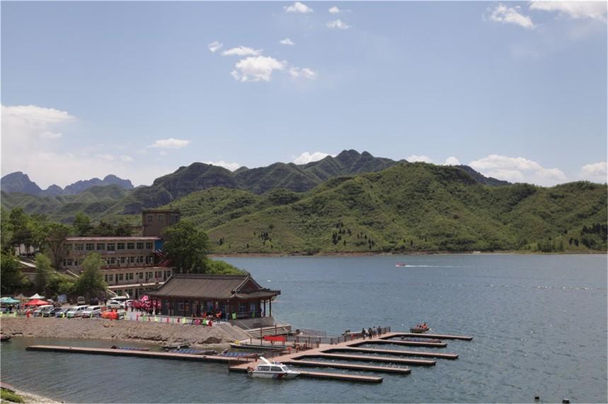 易水湖那个码头好玩,易水湖哪个码头坐船好,易水湖码头农家院那家好