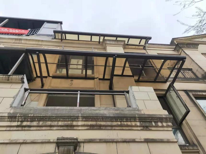 阳台铝合金雨棚