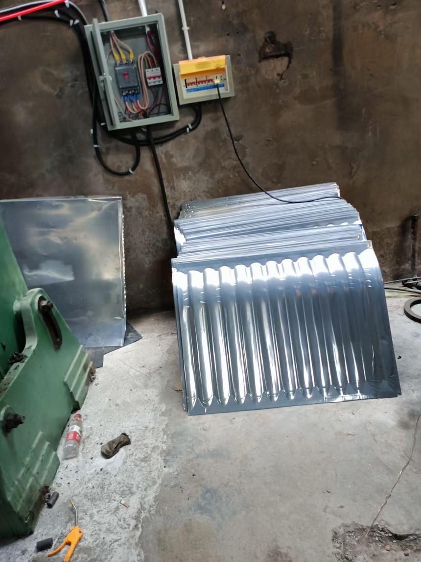 重庆不锈钢雨棚