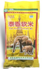 鸿桥湾泰香软米