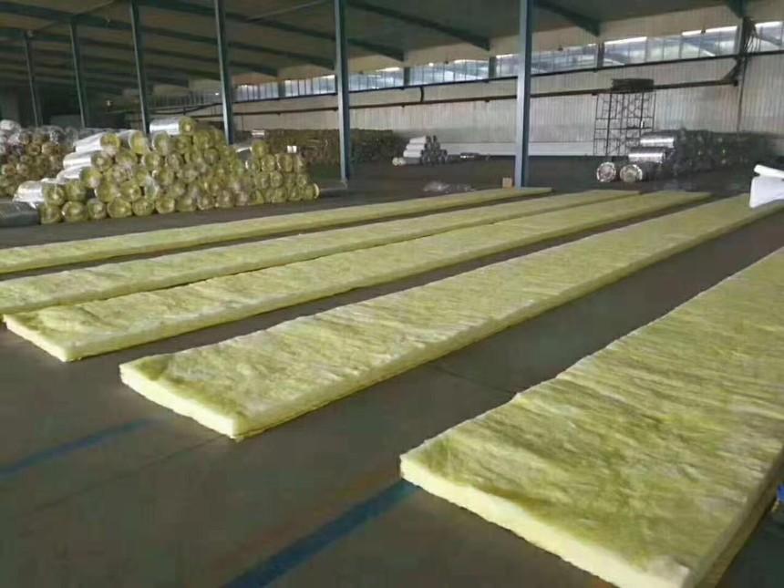 大棚保温用玻璃棉卷毡