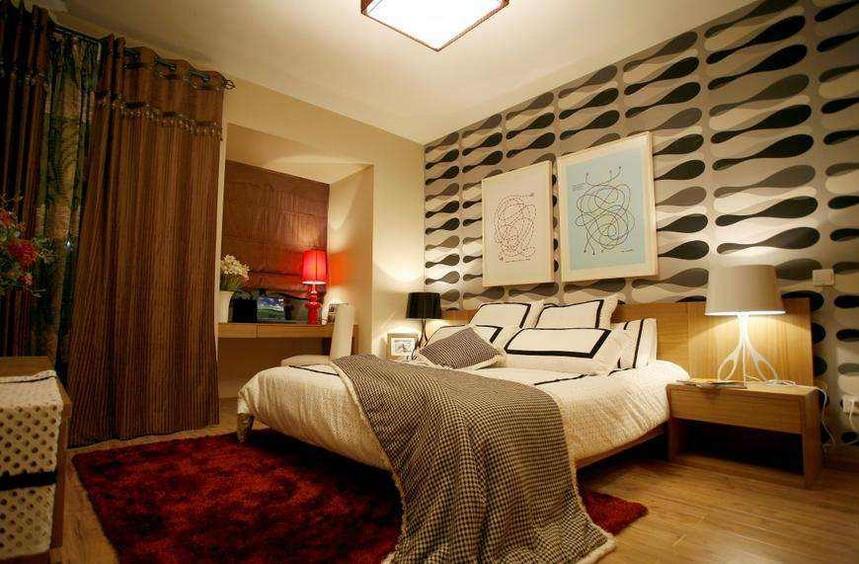 附图:卧室