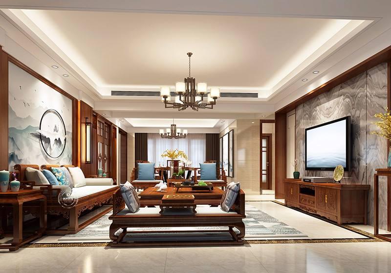 附图:客厅