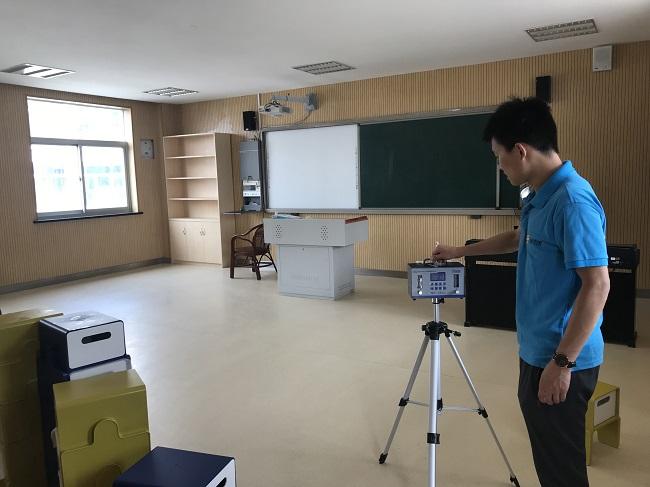 杭州室内空气检测