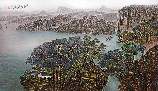 汪天寿――最具影响力人物百家新闻联展之书画(1)410.png