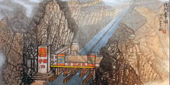 汪天寿――最具影响力人物百家新闻联展之书画(1)729.png