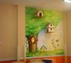 儿童房彩绘实拍000018