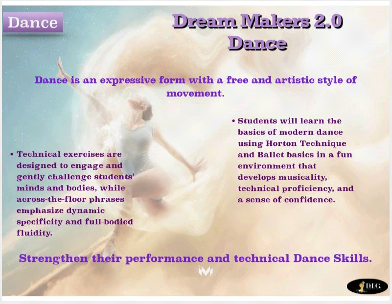 Dream Maker 2.0 Professional Performing Arts Academy.png