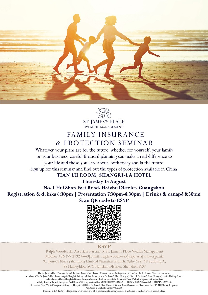 Family Insurance & Protection Seminar - St. James's Place Wealth Management.jpg