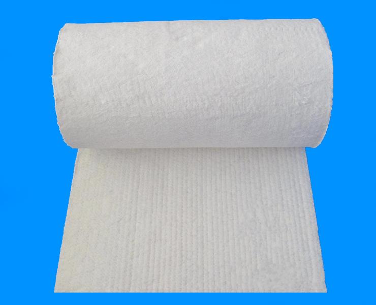 矽酸針刺毯