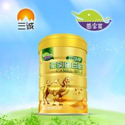 茵宝莱钙铁锌驼乳蛋白粉