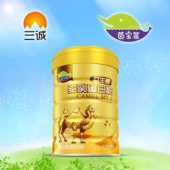 茵宝莱益生菌驼乳蛋白粉