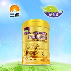 茵宝莱驼益生元高钙乳蛋白粉