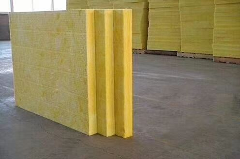 黄色玻璃棉板