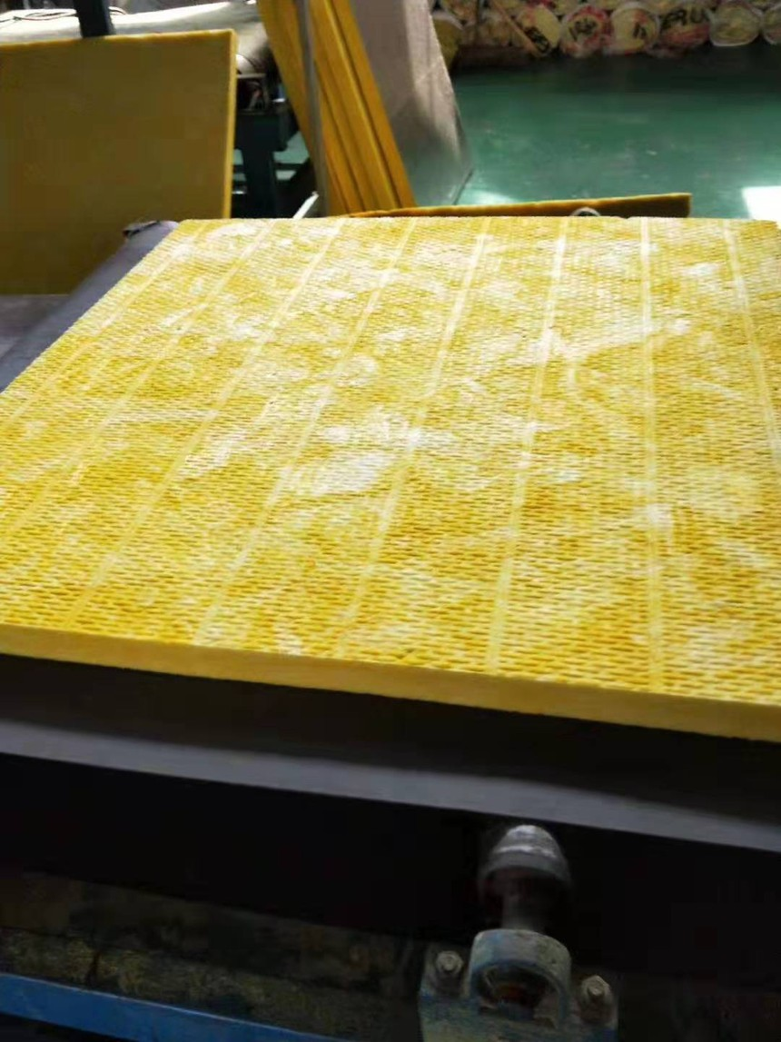 风管保温用玻璃棉板